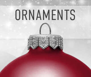 Picture of an ornament. Click to shop Ornaments.